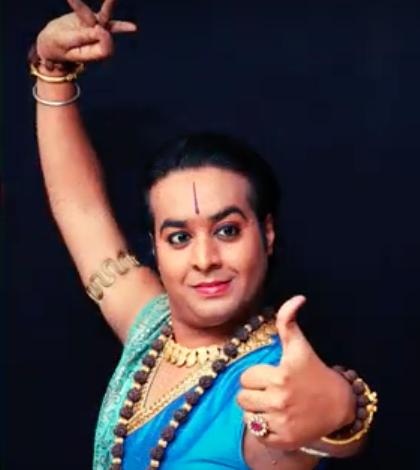 Photo of Artist Nilesh Singha – Bharatnatyam