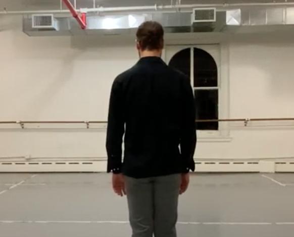 Photo of Razvan Stoian : Battery Dance Academy – Contemporary Performance