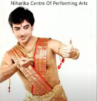 Photo of Dr. Arkadev Bhattacharya, Classical Dance : Kolkata