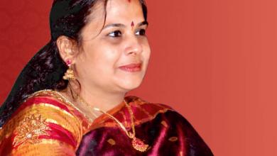 "Photo of PADMAPRIYA MANIKANTAN : Bharatanatyam Dancer and Founder, Principal of ""Sriniketan Fine Arts"""