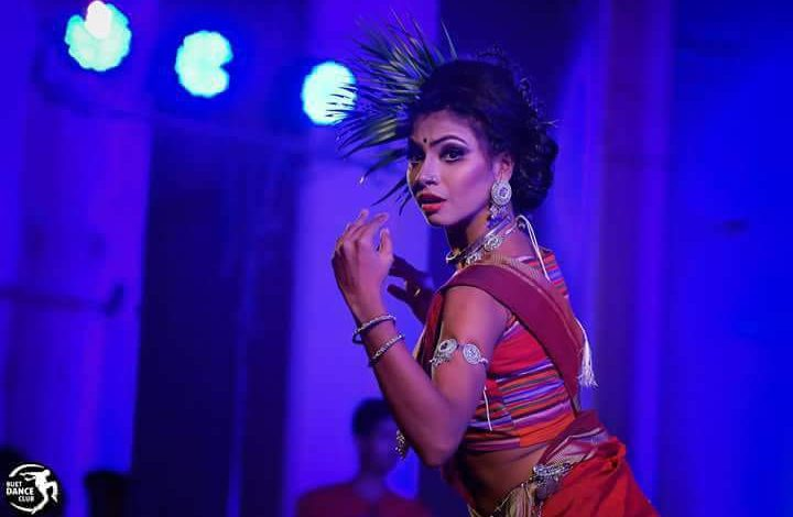 Photo of Maati Siddiquee – International Dance Performing Artist : Bangladesh