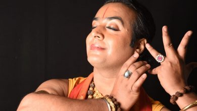 Photo of DANCE : EXPRESSION OF THE SOUL – NILESH SINGHA